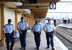 火车站安防保安服务