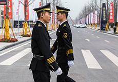 春节执勤保安